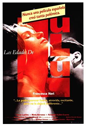 Aşka Susayan Genç Kız Lulu +18 Yetişkin Film izle